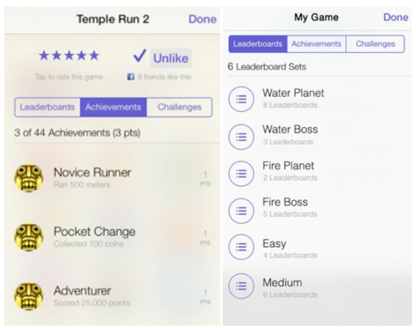 Leaderboards-iOS7