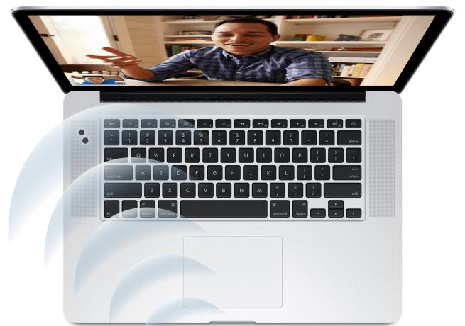 MacBook Pro Dual-Mics