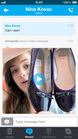 Skype for iPhone & iPad updated with improvements to audio
