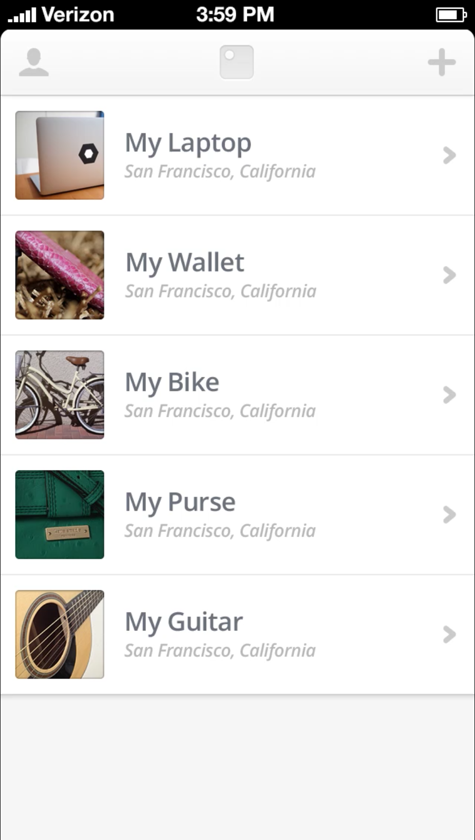 Tile Track And Find Lost Items Via Crowd Sourced Iphone
