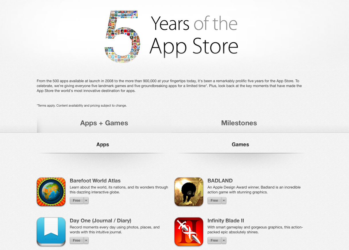 apple app store free app of the day