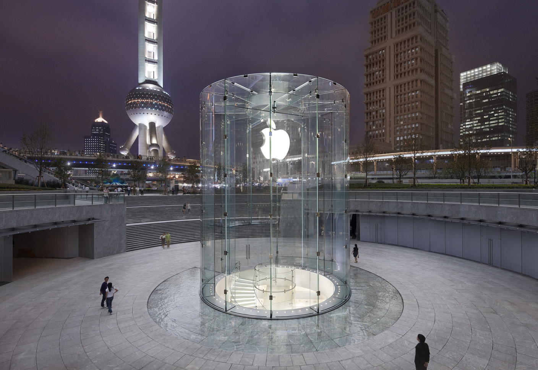 Apple Store, Shanghai