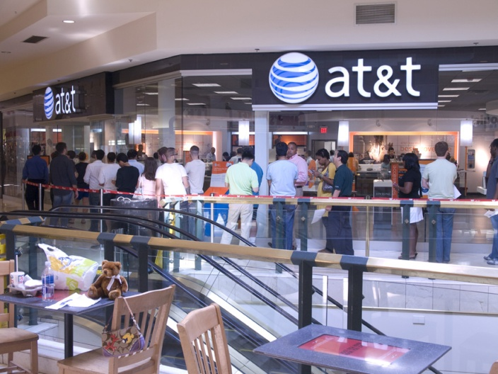 AT&T Line