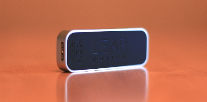 Leap Motion Hardware