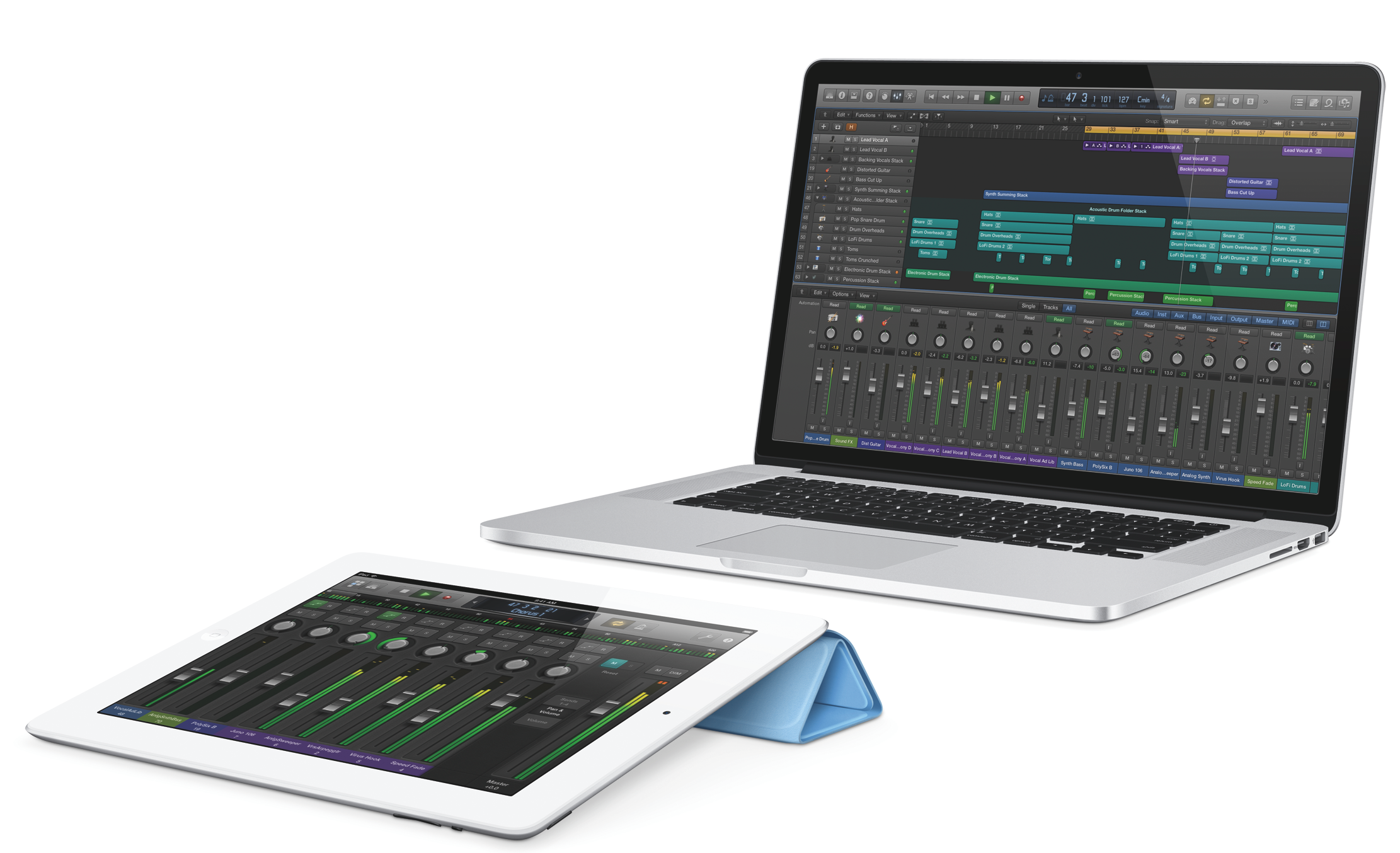 Apple releases Logic Pro X & MainStage 3 in Mac App Store