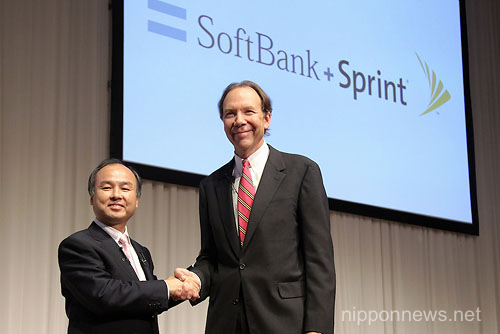 Japan's Softbank Acquires Sprint Nextel Corp