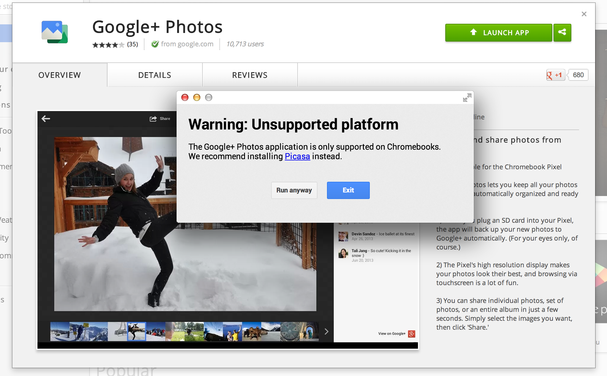 How to enable the Google+ Photos Chrome app on Mac - 9to5Mac