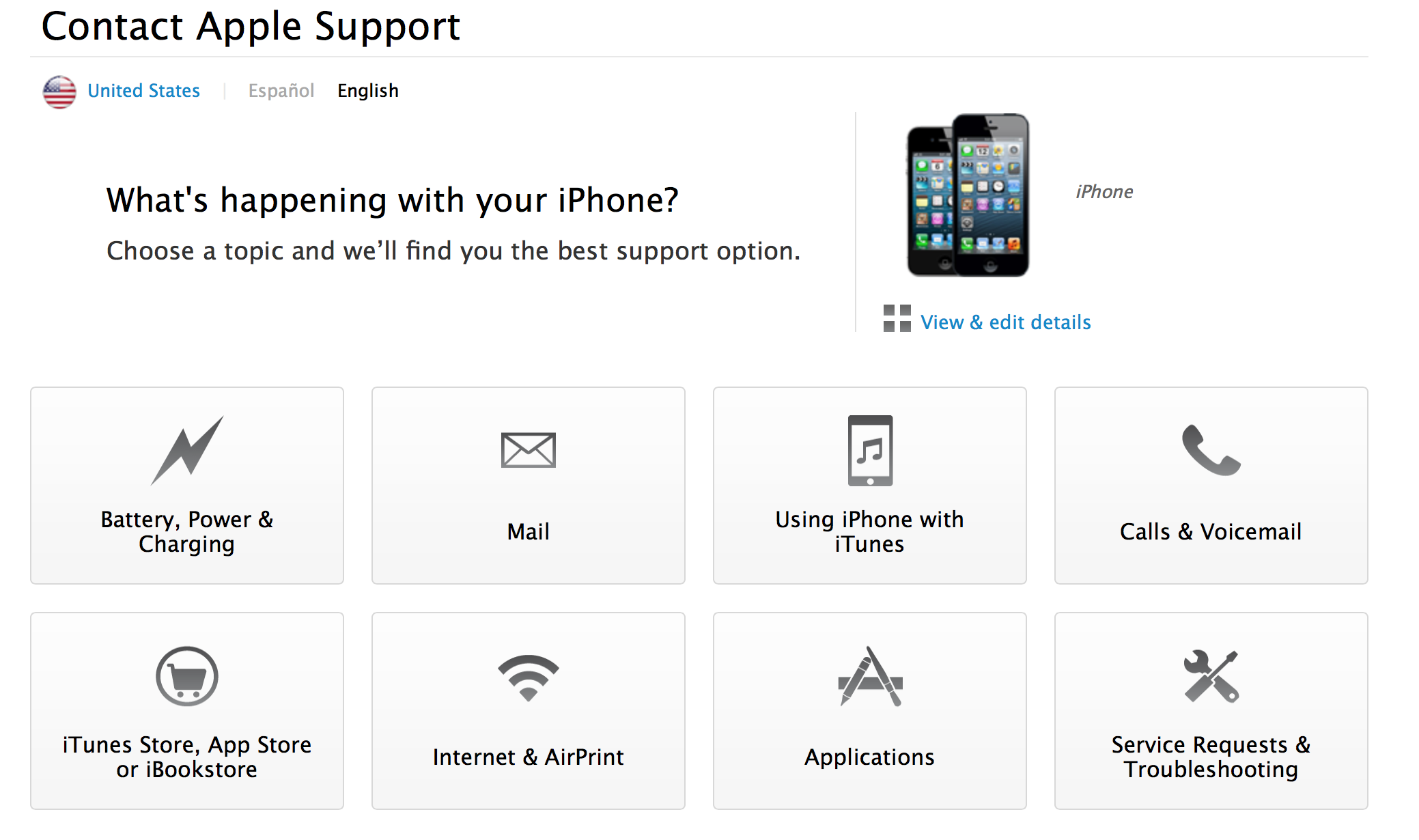 apple launches more intuitive applecare support website, 24/7 chat