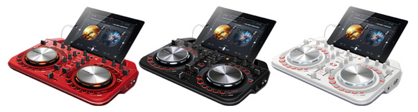 Pioneer announces next-gen DDJ-WEGO2 DJ Controller for iPhone & iPad