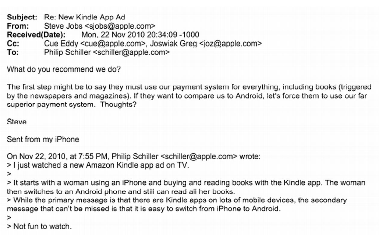 Steve-Jobs-Email-ebook-Amazon