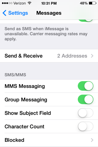 iOS 7 How-to: Blocking FaceTime calls, Phone calls, and