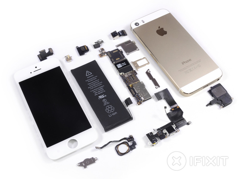 ifixit-gold-iphone-5s