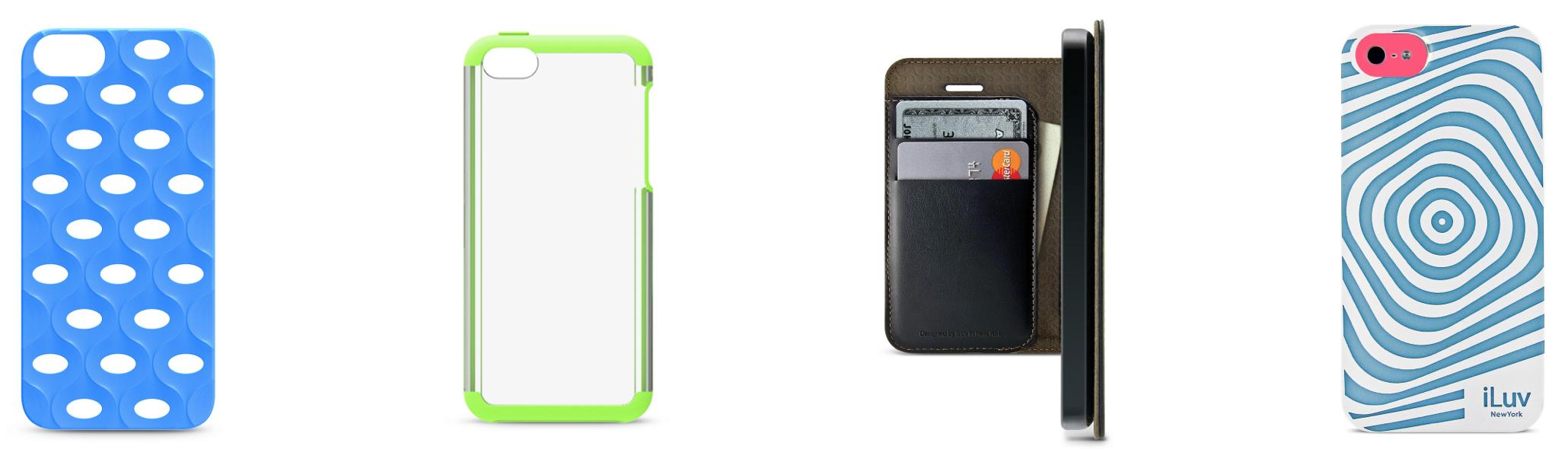 iLuv-iPhone 5c-cases