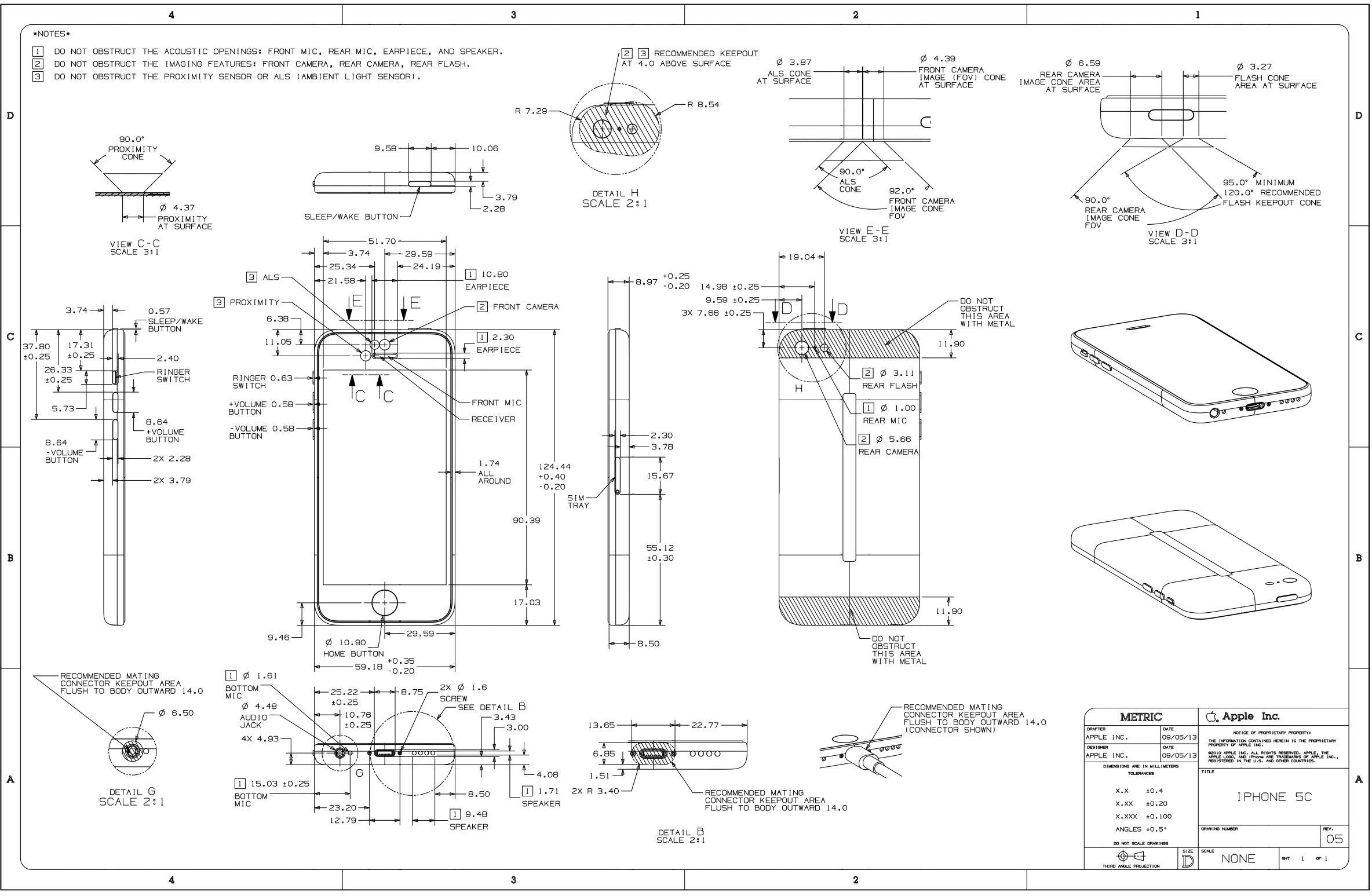Designing An Iphone 5c 5s Case Here Are Your Official Apple Camera Flash Circuit Diagram Small
