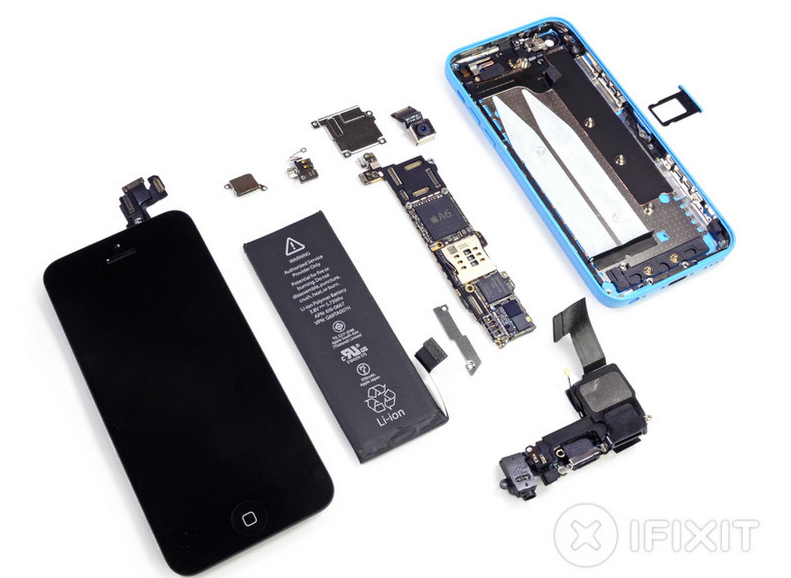 iPhone-5c-teardown