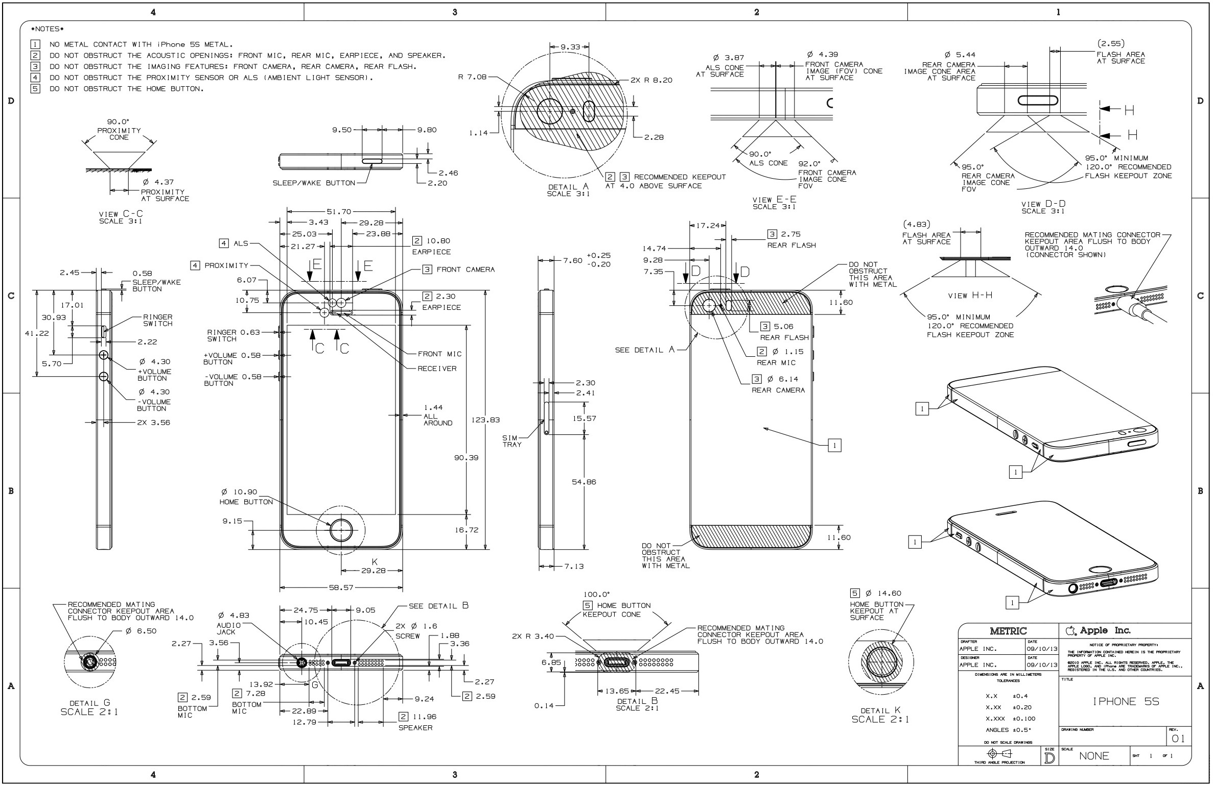Designing An Iphone 5c 5s Case Here Are Your Official Apple 1 Circuit Diagram Below
