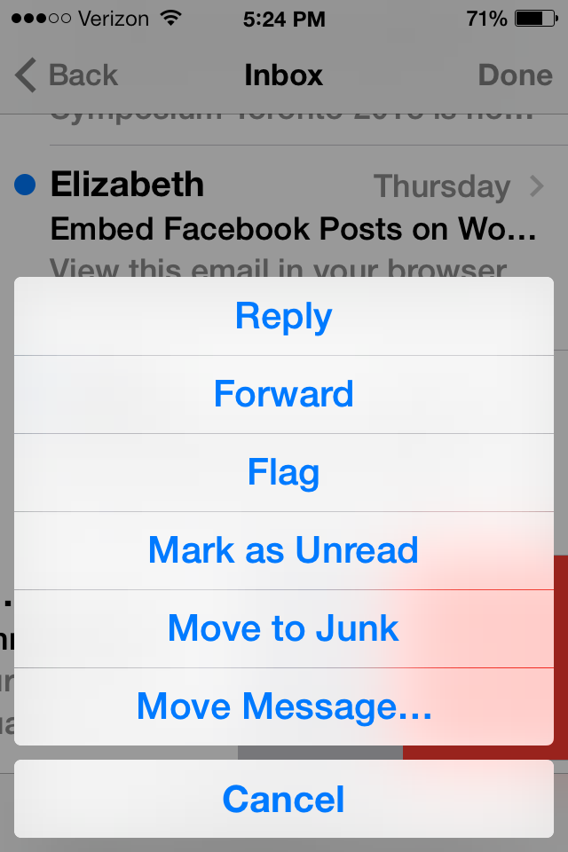 iOS 7 How-to: Easily delete, not archive, your Gmail