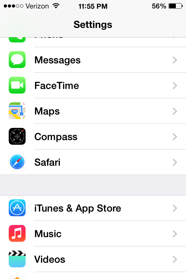 iOS 7 How-to: Set up Automatic App Updates - 9to5Mac