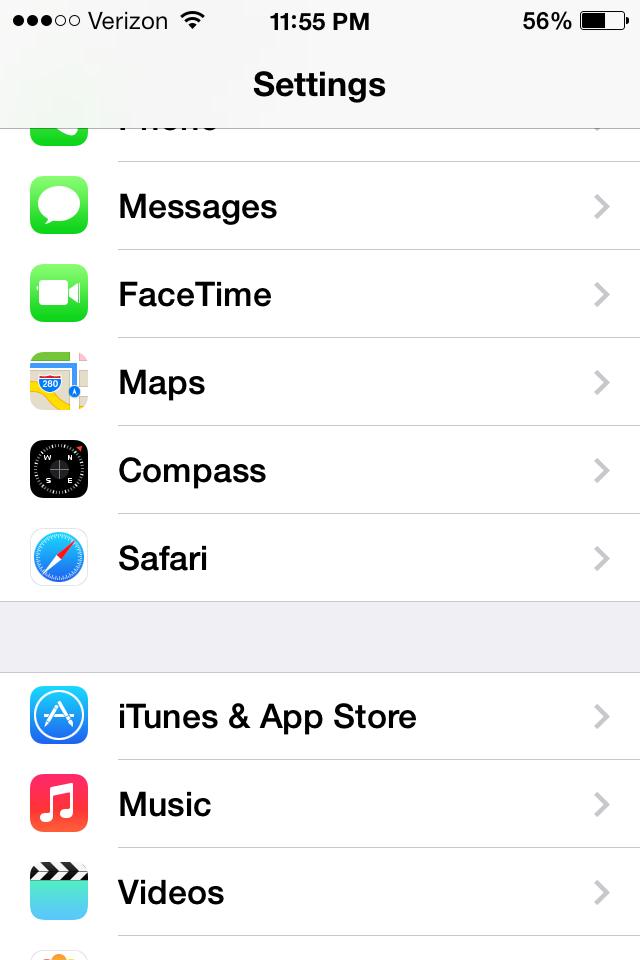 Whatsapp download ios 7