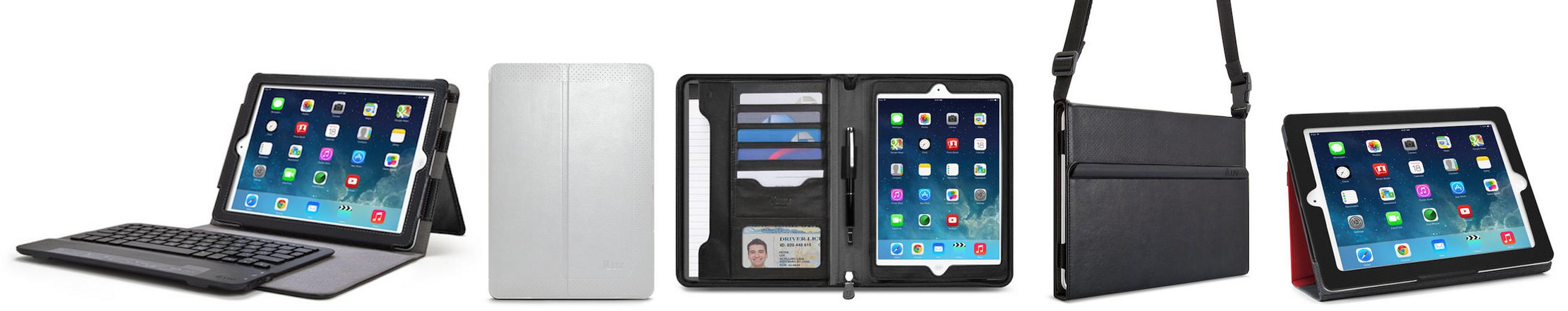 iLuv-iPad-Air-cases