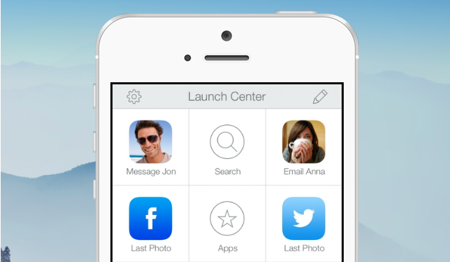 Launch Center Pro 2
