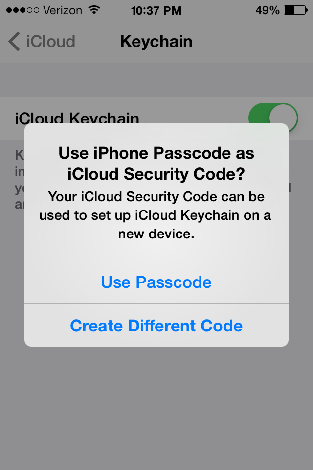 How-to  Setup and use iCloud Keychain for Mavericks and iOS 7 - 9to5Mac 9b7c53b2d56b