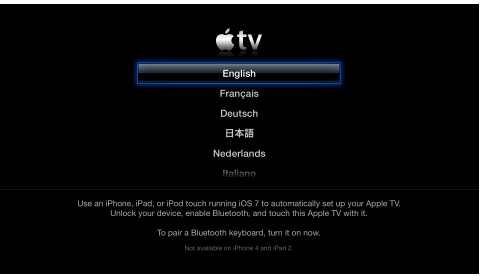 How-to: Automatically set up an Apple TV by touching it to