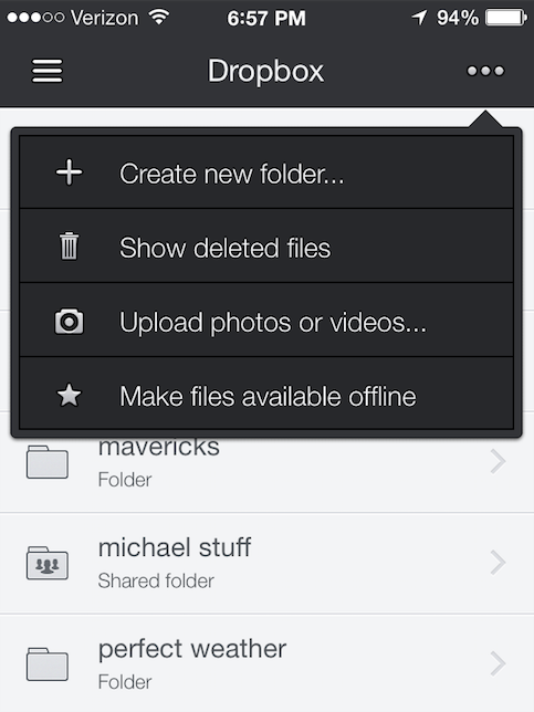 Review: Boxie for iPhone makes Dropbox management even easier