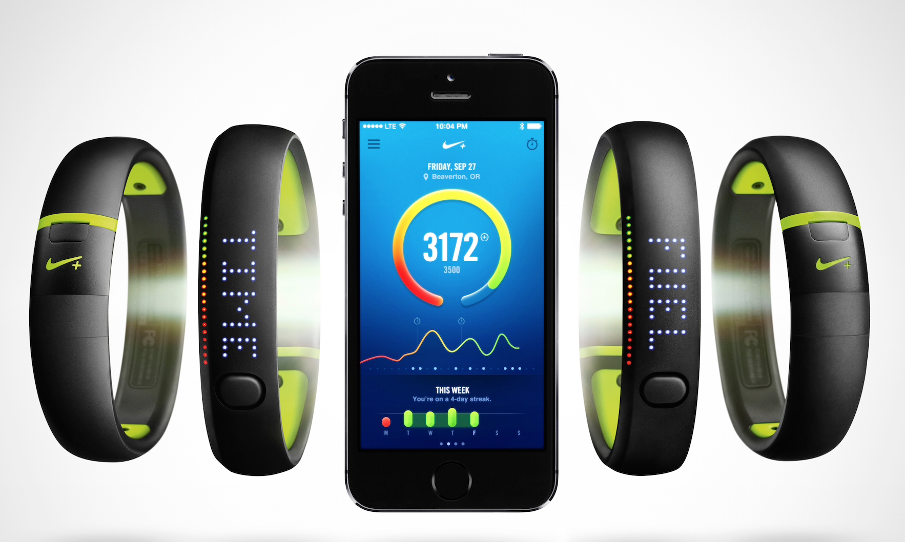 conveniencia Presidente Taxi  Nike launches more durable, Bluetooth 4.0 'FuelBand SE', available  alongside new apps on Nov. 6 - 9to5Mac