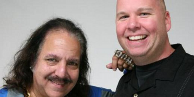 Andy Grignon and... Ron Jeremy?!