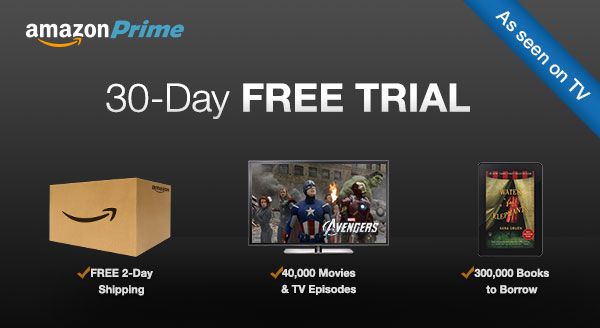Amazon-prime-30-day-free-trial