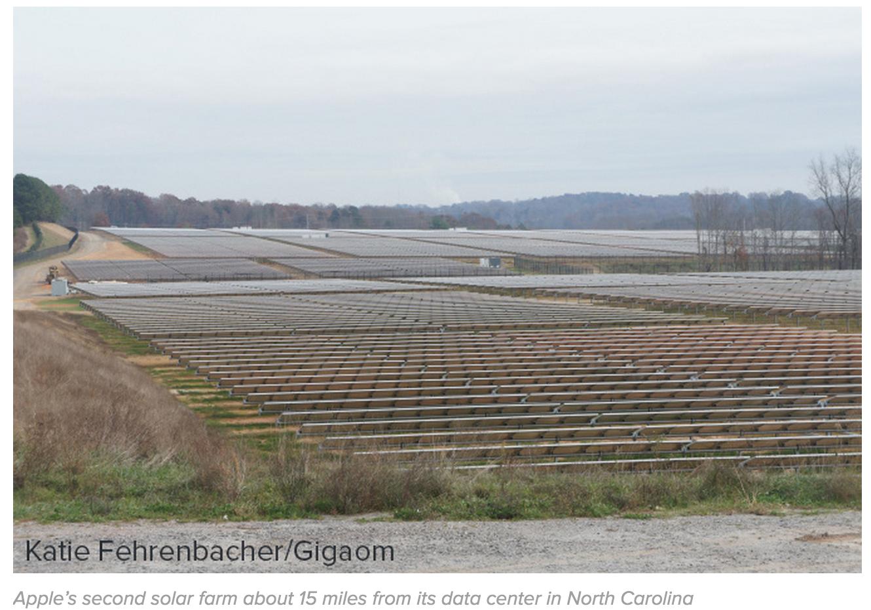 Apple-second-North_Carolina-solar-farm