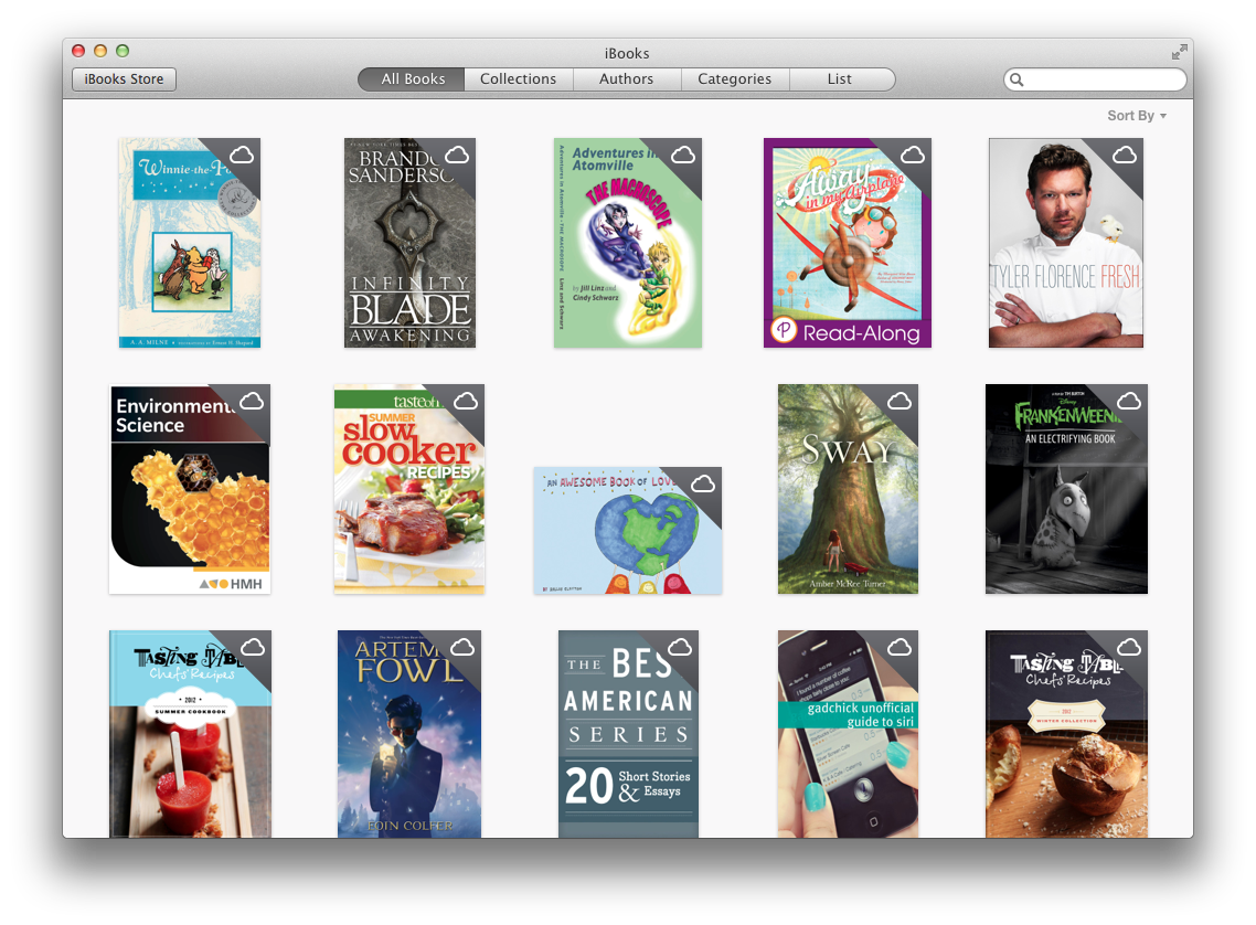 Audio book reader for ibooks for mac
