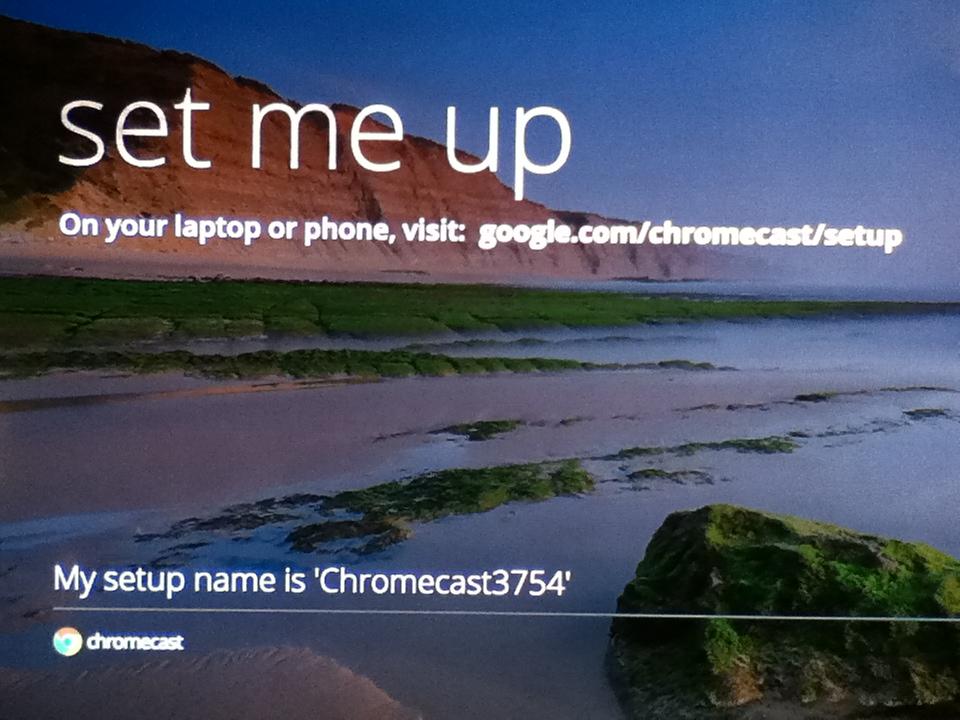 google chromecast apple laptop