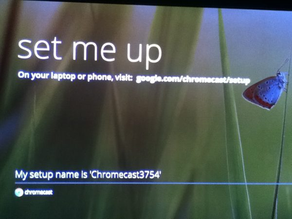 How-to: Setup and Use Chromecast to stream your content from a Mac