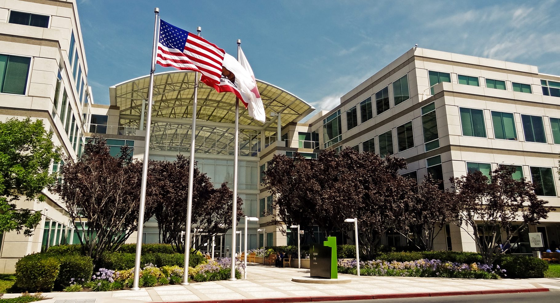 Apple-headquarters-One-Infinite-Loop-Cupertino-1
