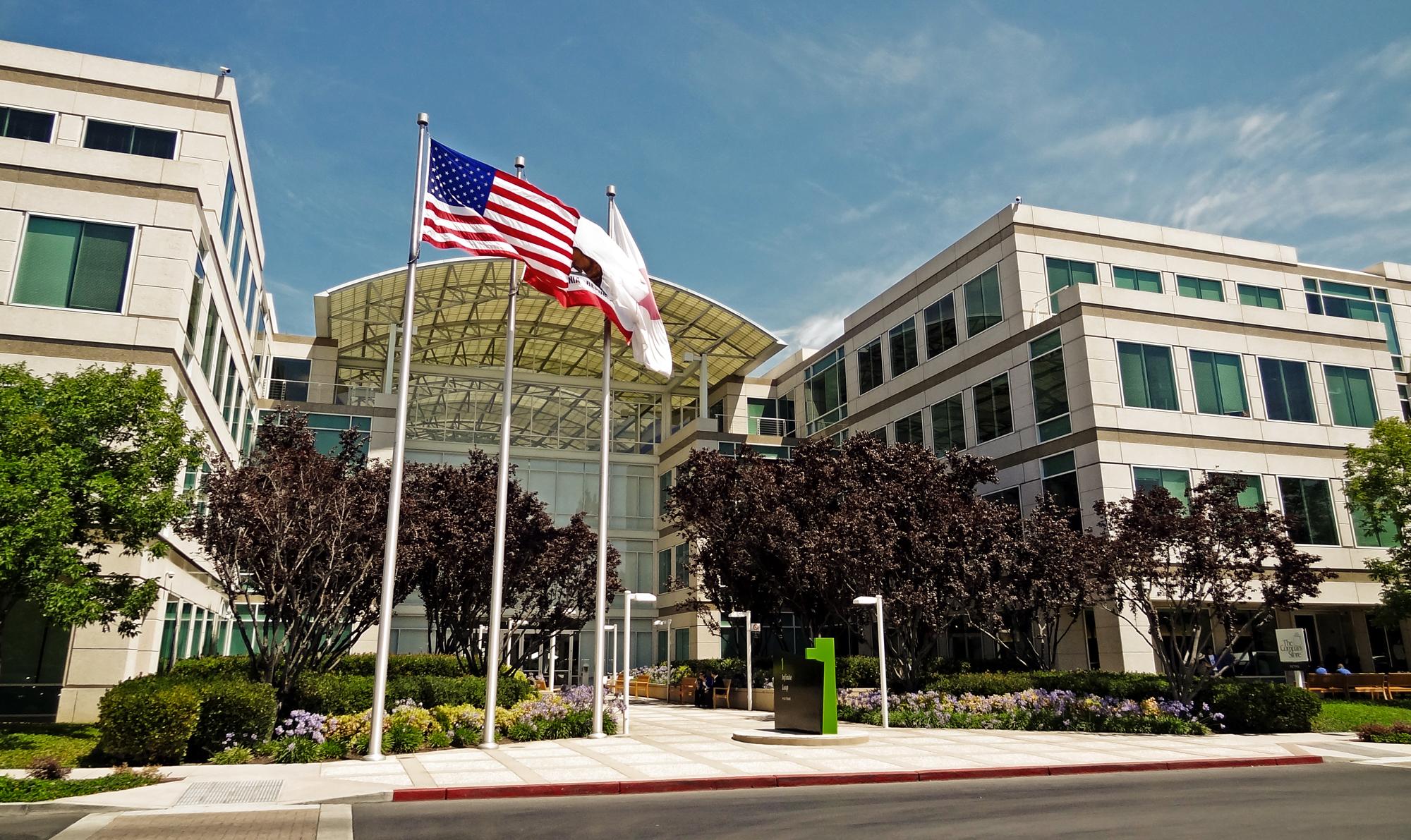 Apple-headquarters-One-Infinite-Loop-Cupertino-1