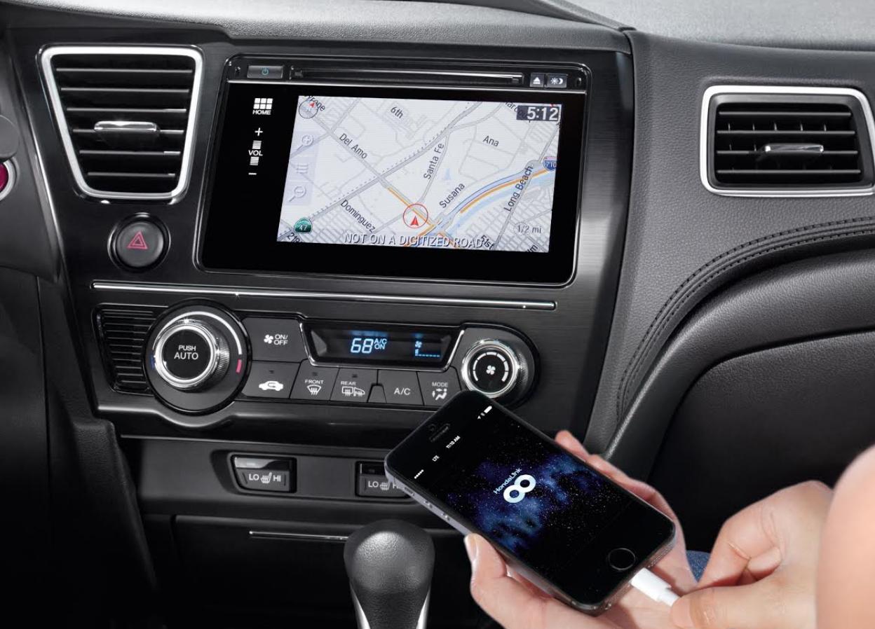 HondaLink Introduces Navigation App-02