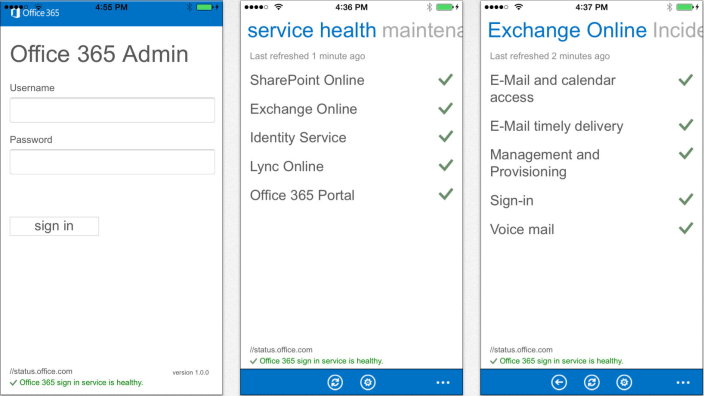 Microsoft releases iOS app for IT admins to manage Office