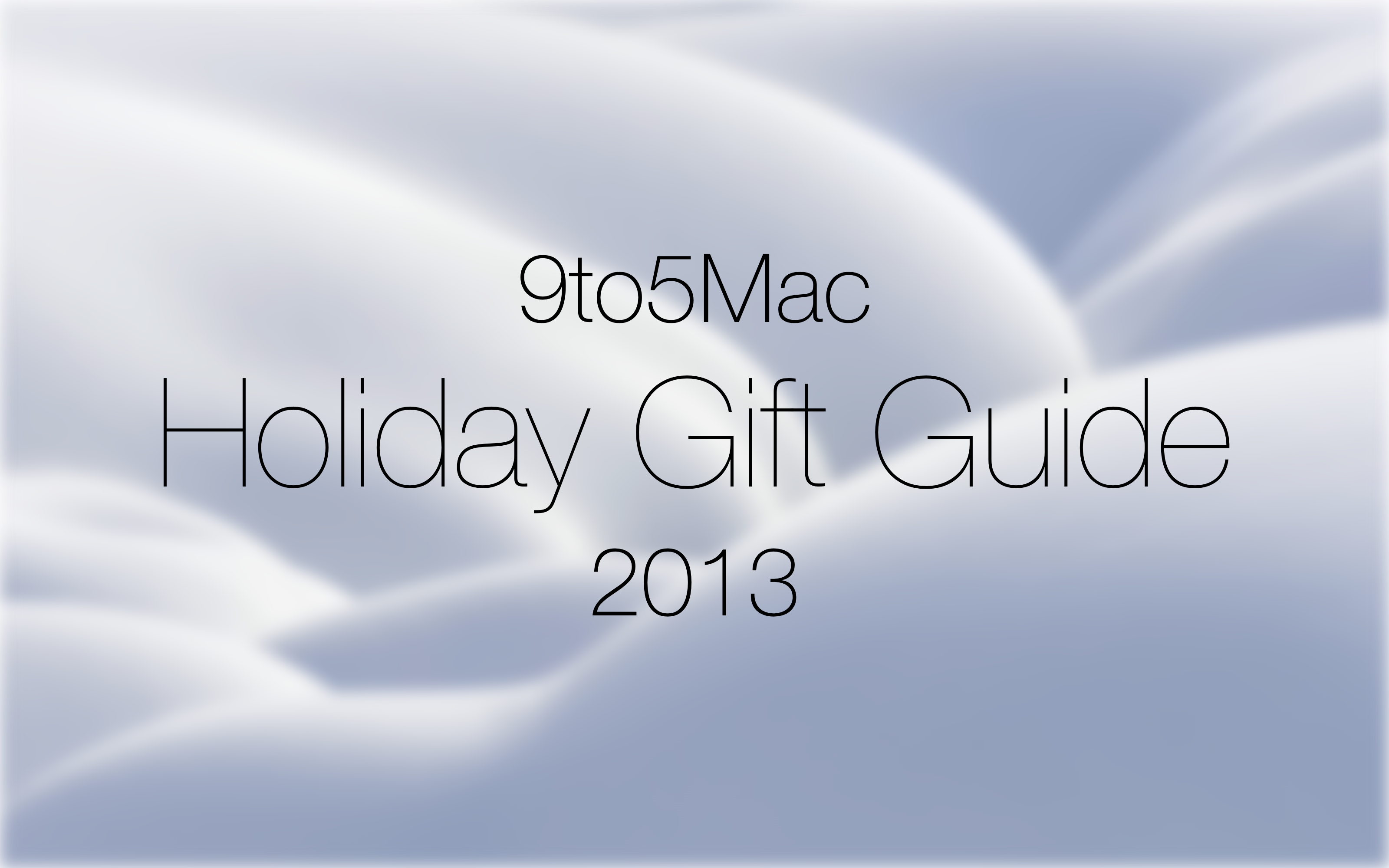 Snow Gift Guide
