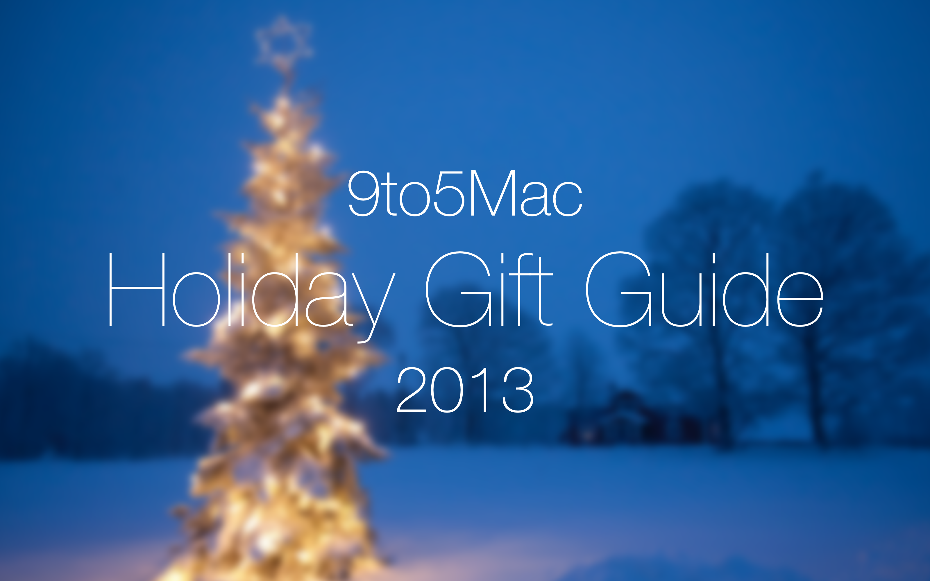 Tree Gift Guide