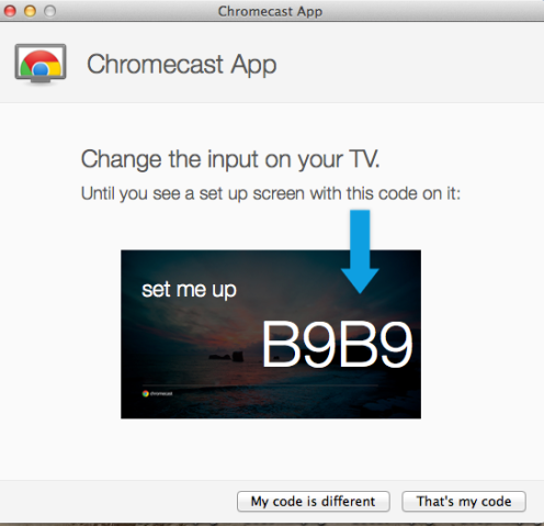 How-to: Setup and Use Chromecast to stream your content from