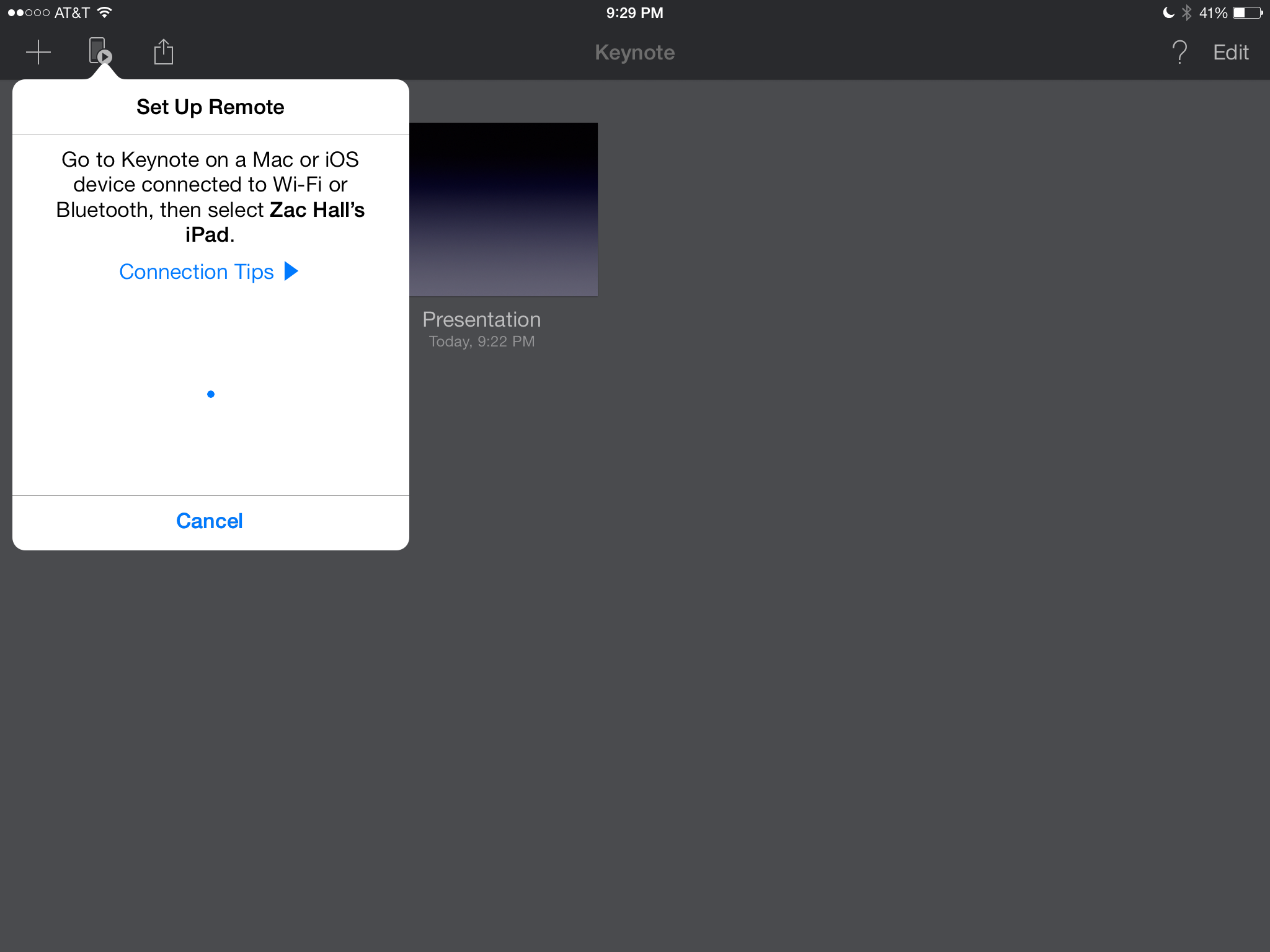 Apple silently removes Keynote Remote from the App Store