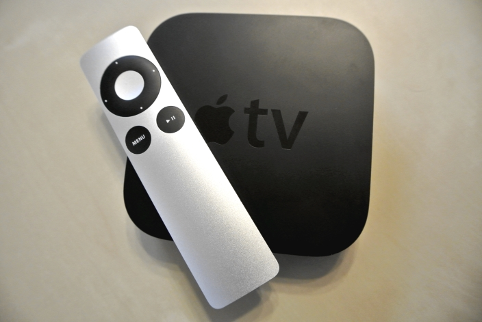 Apple TV & Apple Remote