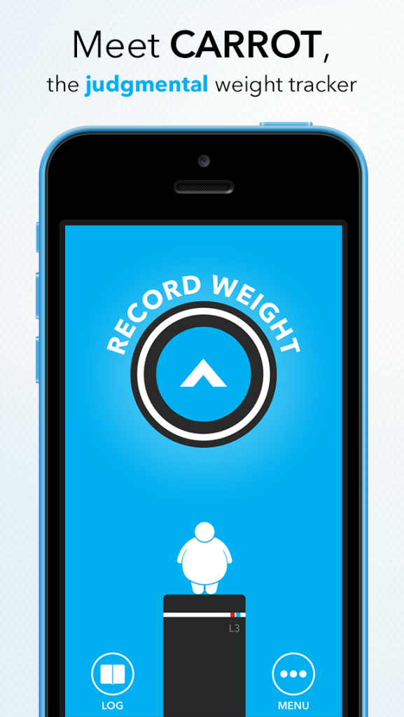 CARROT Fit arrives on the App Store, threatens to destroy your body fat… and self-esteem