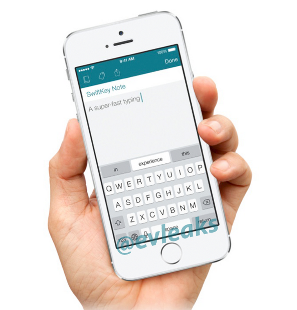 SwiftKey-Note-iOS