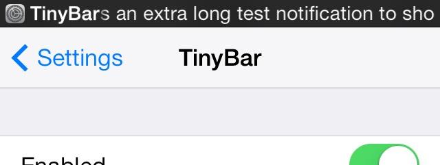 tinybar