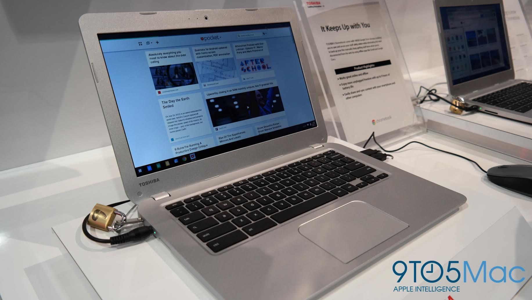 Toshiba MacBook Pro