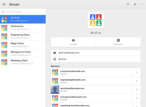 Manage Google Apps domains on your iPhone or iPad with new