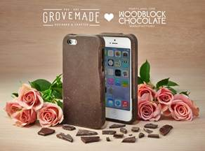 Grove Edible Chocolate iPhone case